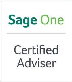 SAGE One Certified Adviser logo